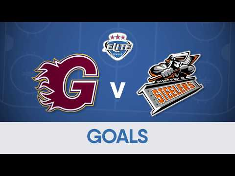 Goals & Reaction: Guildford Flames 5-4 Sheffield Steelers (010320)