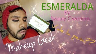 Paleta Esmeralda by Beauty Creations | Makeup Geek
