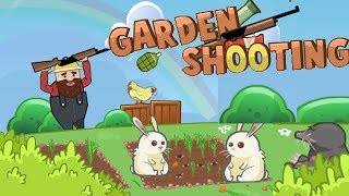Garden Shooting Walkthrough Levels 11 - 25
