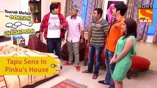 Your Favorite Character | Tapu Sena In Pinku's House | Taarak Mehta Ka Ooltah Chashmah