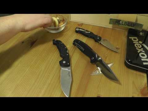 Real Steel H6 | Spyderco Paramilitary 2  | Cold Steel Voyager | EDC Gear Werkzeug Multitool