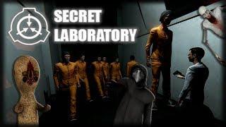 Jogando Scp: Secret Laboratory - O Terror Multiplayer Mais CaÓtico Do Mundo!!