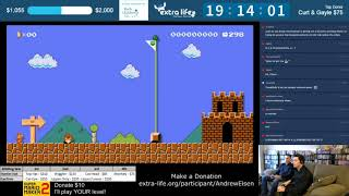 Extra Life 2019: Part 3 - Playing YOUR Super Mario Maker 2 Levels!