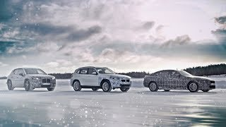 BMW iNEXT, the BMW i4 and the BMW iX3 — официальный ролик