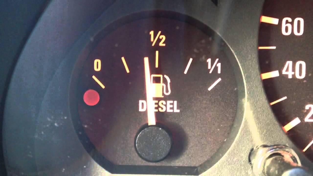 Bmw E46 Fuel Gauge Misreading
