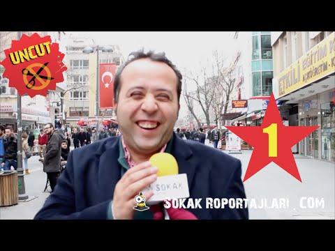 Sokak Röportajları (UNCUT) - Gülen Adam özel (Sansürsüz)