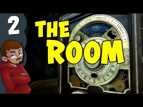 Let's Play | The Room - Part 2 - Pieces of the Globe