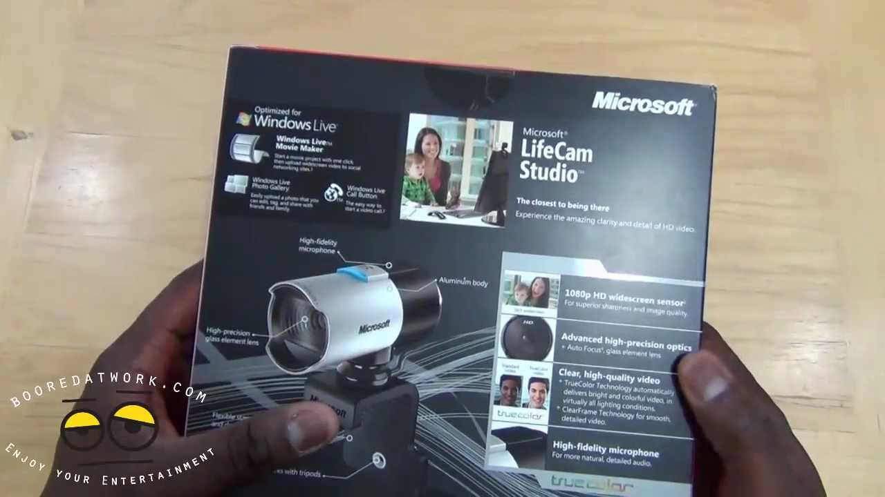 Microsoft LifeCam Studio 1080p HD Webcam Review- Best in the market