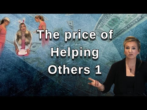 The Price of Helping Others. Part 1