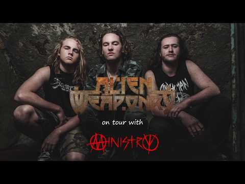 ALIEN WEAPONRY - Rū Ana Te Whenua (Audio) | Napalm Records