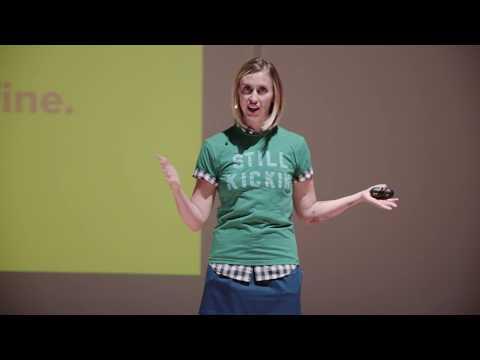Be better than fine | Nora McInerny | TEDxMinneapolisWomen