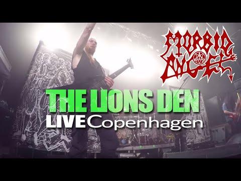 MORBID ANGEL - The Lions Den - LIVE Copenhagen 16th December 2014