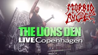 Watch Morbid Angel The Lions Den video