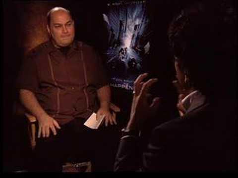 M. Night Shyamalan Interview The Happening