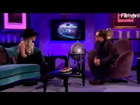 Lady Gaga Alan Carr Chatty Man Performance + Interview