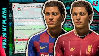 LIVERPOOL OR BARCELONA?! | FIFA 20 My Player Career Mode w/GTA Roleplay | Episode #42
