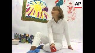 'Art therapy' may help beat the winter blues