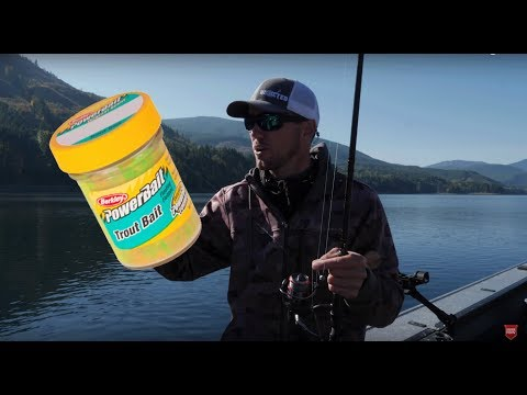 The BEST Powerbait Setup For Trout Fishing