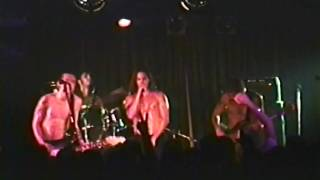 """Red Hot Chili Peppers """"under the bridge"""" 1991"""