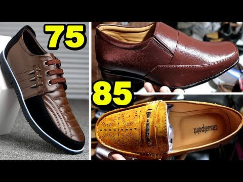 Leather Shoes Manufacturer In Agra | Agra Shoes Market, Wholesale Shoes Market |surplus Sports Shoes