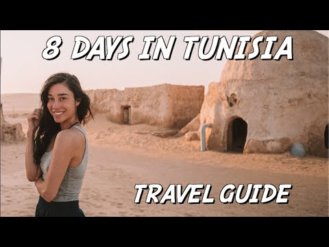 How To Travel Tunisia (COMPLETE TRAVEL GUIDE)