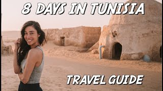 How To Travel Tunisia (COMPREHENSIVE TRAVEL GUIDE)