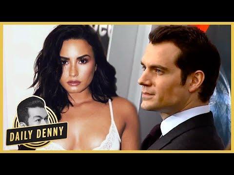Demi Lovato's SEXY Thirst Trap Captured Superman Henry Cavill  Daily Denny