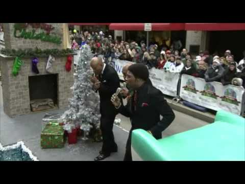 Leonard, Coleman & Blunt WPXI Holiday Parade 2