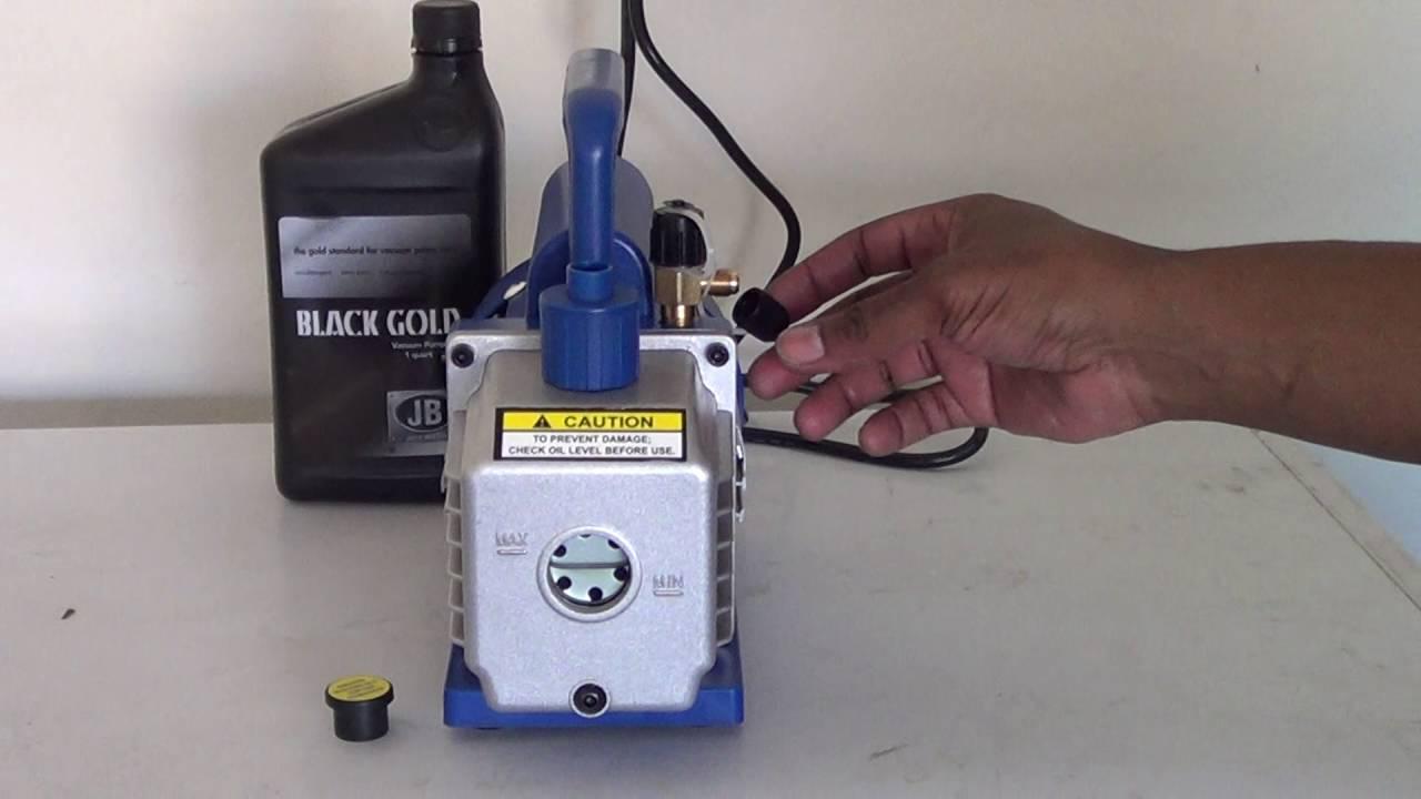 Zeny 3 5CFM Vacuum Pump Failing Under Load