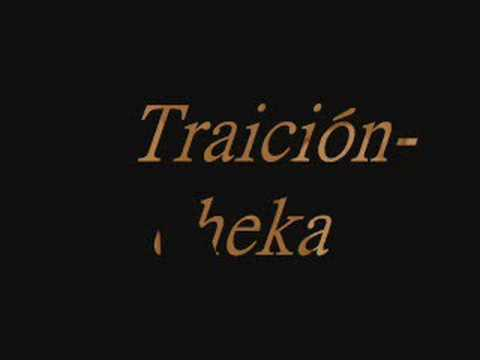 traicion cheka