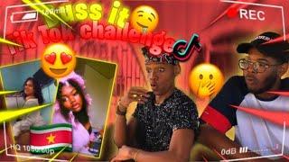 """De Beste """"BUSS IT"""" Tik Tok Challenge Videos Van Suriname"""