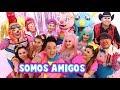 somos amigos Kids Play ft. Manito y Maskarin Gaby y Gilda Zabalito