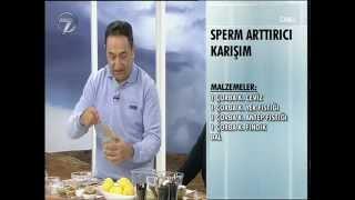SPERM ARTTIRICI KARIŞIM TARİFİ