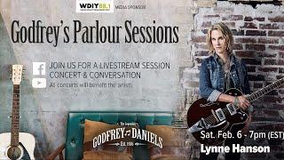 Parlour Session: Lynne Hanson