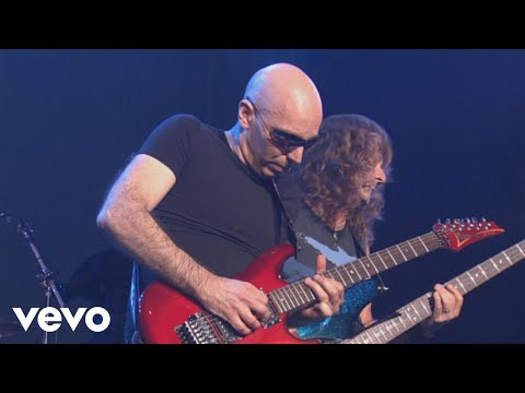 Joe Satriani - Cool #9 (from Satriani LIVE!)