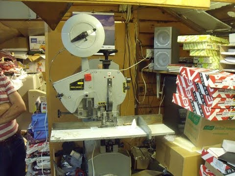 Brehmer Heavy Duty Wire Stitching Machine For Sale   Gab Supplies Ltd