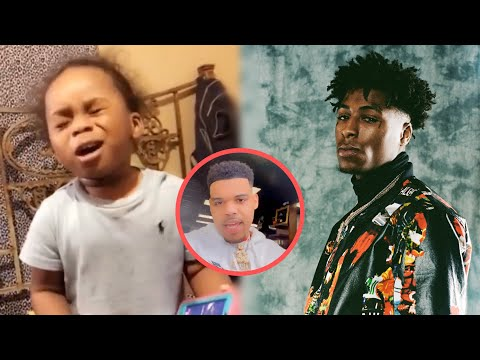 Download Toddler Who Went Viral For Laughing Like NBA YoungBoy Reportedly 🔫 & K!lled…..OG 3Three Responds