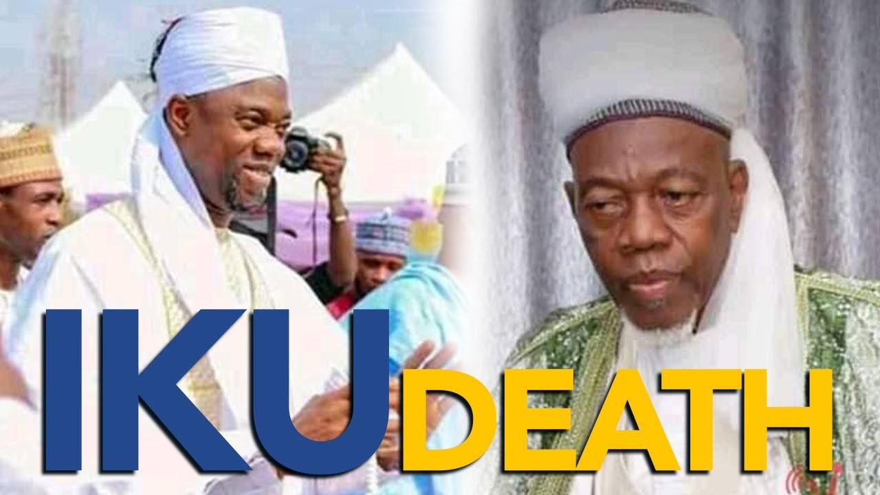 Download IKU (Death) Lecture By Sheikh Sulaimon Faruq Onikijipa Al-Miskeen Bilah