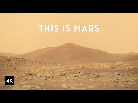Mars w jakości 4K