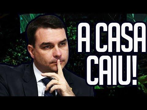 MP quebra sigilo banc�rio de Fl�vio Bolsonaro | Por Rubinho Nunes