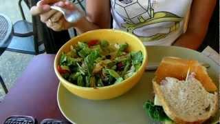 Что едят американцы | Ресторан быстрого питания Panera Bread | Здоровая еда в США