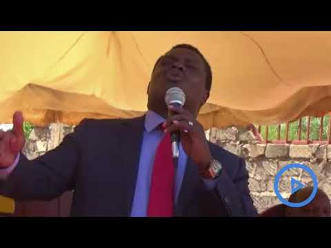 """""""No state appointments in Tharaka Nithi, forget about 2022."""" - Muthomi Njuki tells Ruto"""