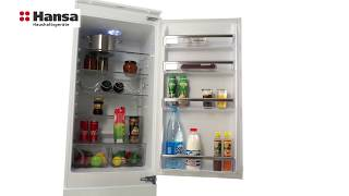 встраиваемый холодильник Hansa BK 315.3 обзор