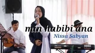 Min Habibi Ana Versi Nissa Sabyan Gambus Mp3