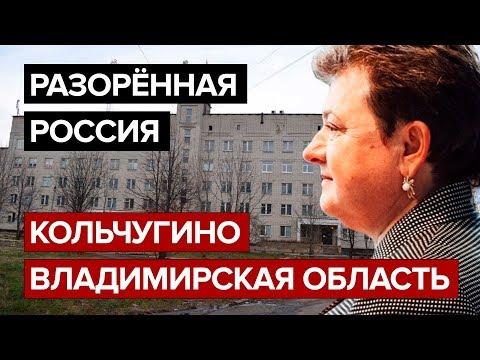 Разорённая Россия. Кольчугино