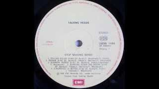 TALKING HEADS - STOP MAKING SENSE (1984) VINYL
