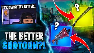 This is why THIS is The Better Shotgun.. (Fortnite Battle Royale)