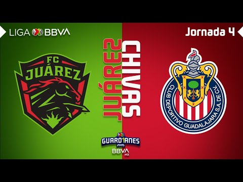 Juarez Guadalajara Chivas Goals And Highlights