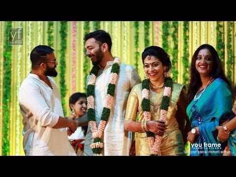 Pretham Actress Shruthi Ramachandran wedding'Pretham' Fame Shruthi Ramachandran Weddingyou frame