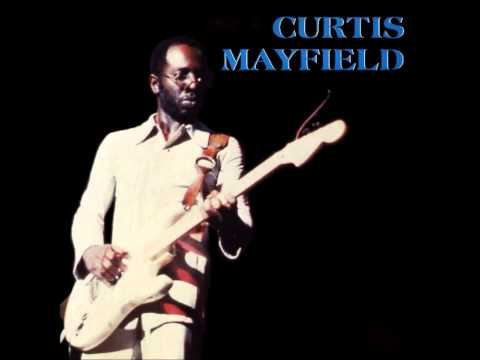 CURTIS MAYFIELD -  P. S.  I love You